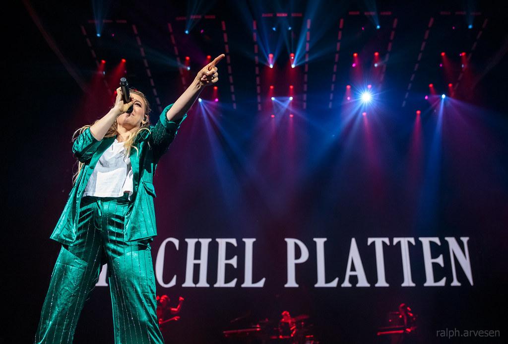 Rachel Platten | Texas Review | Ralph Arvesen