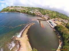 Port de Pêche du Marigot Martinique