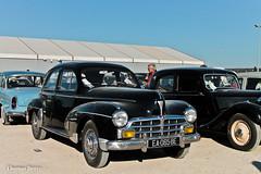 Peugeot 203 1953 - Photo of Verquières
