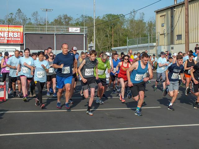 5K Road Race - RFTR 2019