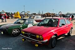 Alfa Romeo Alfasud Sprint 1.5 1980 - Photo of Verquières