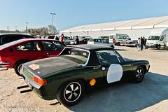 Porsche 914/4 1970 - Photo of Verquières