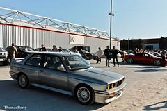 BMW M3 E30 1987 - Photo of Verquières