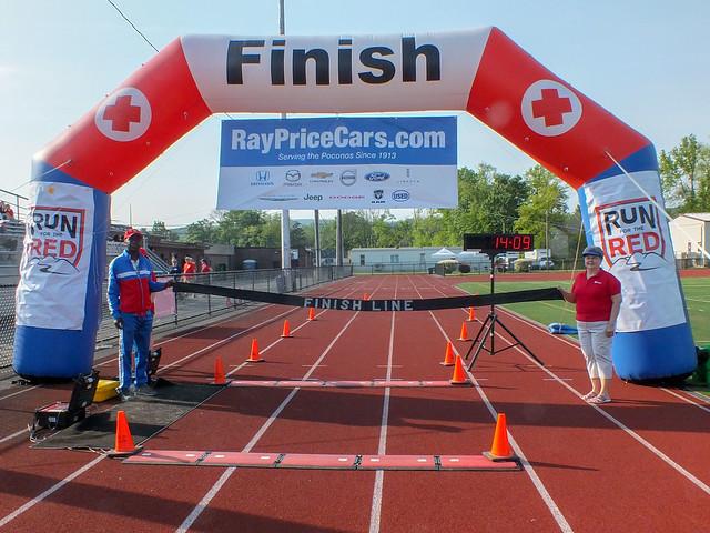 Marathon & Half Setup - RFTR 2019