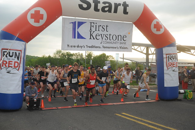 Run for the Red – Marathon | Half Marathon | 5k Road Race