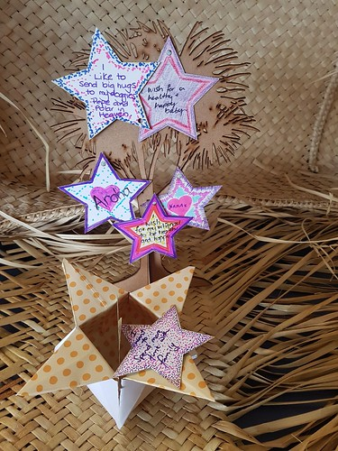 Matariki star crafts