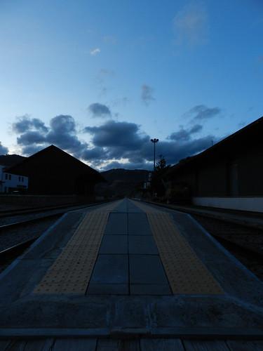Estação do Tua IX