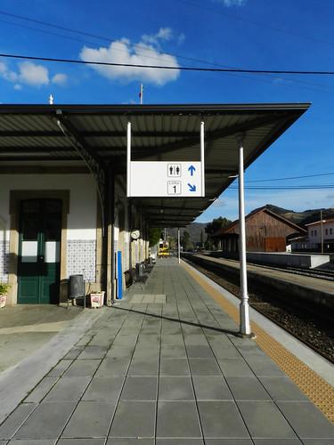 Estação do Tua VI