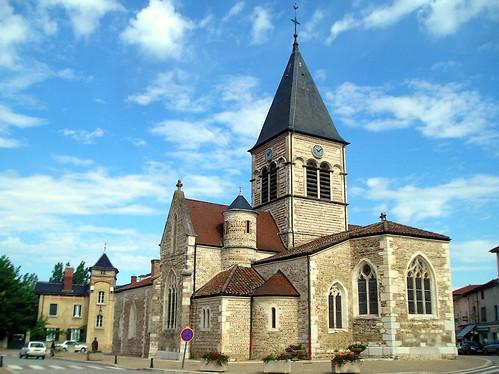 Eglise de Villars les dombes