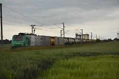 BB27005 FRET SNCF - Photo of Othis