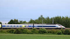 Tgv 4516 à Fretin - Photo of Pont-à-Marcq