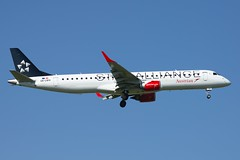 Austrian Airlines Embraer ERJ-195 OE-LWH