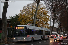 Heuliez Bus GX 437 Hybride - Tisséo - Photo of Saint-Orens-de-Gameville