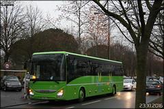 Iveco Bus Crossway - Verdié - Photo of Castanet-Tolosan