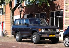 1985 Toyota Land Cruiser Customwagon 4.2