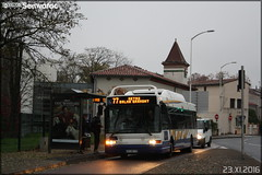 2016.1199Heuliez Bus GX 317 GNV - Tisséo n°0351 - Photo of Saint-Orens-de-Gameville