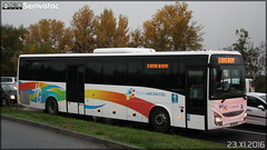Iveco Bus Crossway - Keolis Garonne / Arc-en-Ciel - Photo of Saint-Orens-de-Gameville
