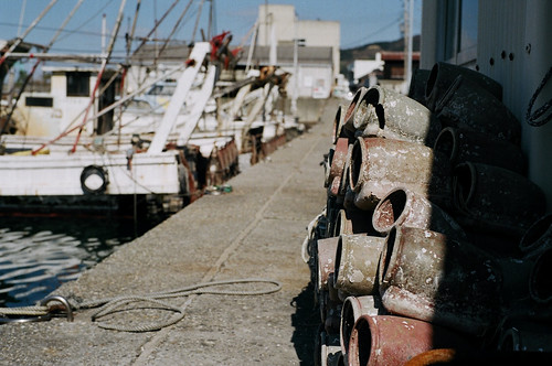 Tsushi Fishing Port