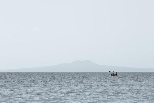 Rangitoto Kayaking