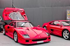 Ferrari F40 - Photo of Verquières