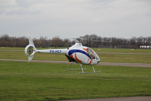 NL -- PH-HCF (2016) helicentre beheer lelystad