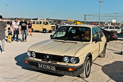 Alfa Romeo Alfasud - Photo of Verquières