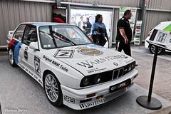 BMW M3 E30 1986 - Photo of Verquières