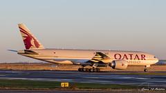 Qatar Cargo B777