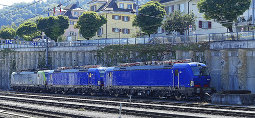 RD18096.  Vectrons at Spiez.