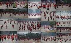 Młodzi adepci w Shao Lin