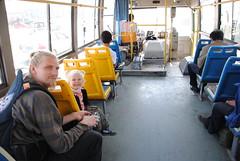 Podróż lokalnym autobusem