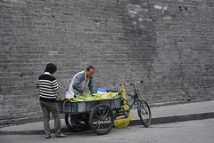 Mury miejskie w Xi