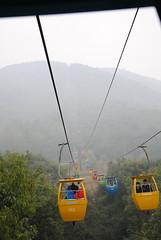 Kolejką nad Shao Lin