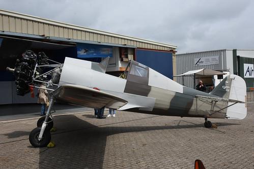 PH-XII Fokker D.XII replica @ Hoogeveen 30-May-2019 by Johan Hetebrij