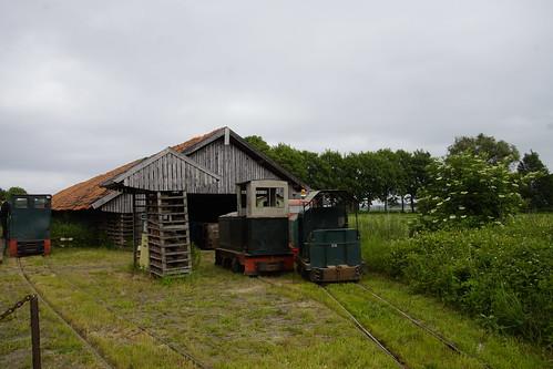 Gelderse Smalspoor Stichting Heteren 30-05-2019