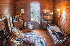 Child's Bedroom in the House of Seven Gables