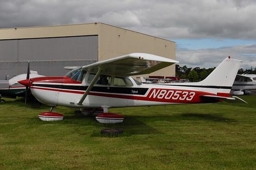 N80533 Cessna 172 Skyhawk