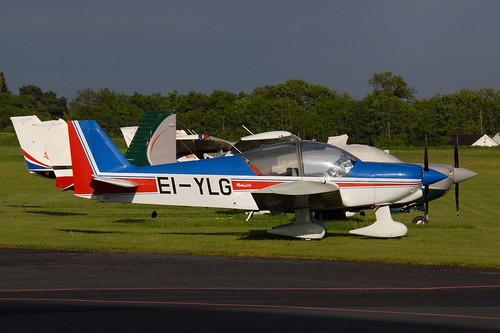 EI-YLG Robin HR200