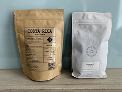 Berlin coffee haul: beans from 19 Grams and Bonanza