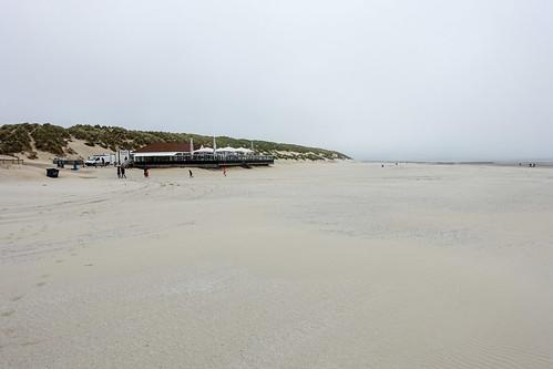 Beach on ameland