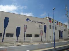 Port of Tarragona and beaches