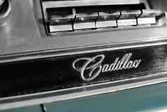 1962 Cadillac Dash 7