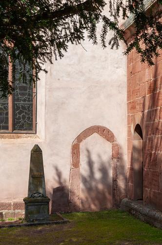Ancien cimetiere (Balbronn, France)-101