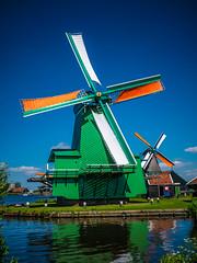 Zaanse Schans, Pays-Bas