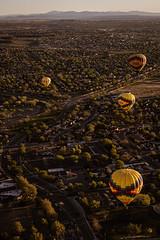 Hot Air Balloon Ride - Albuquerque, New Mexico