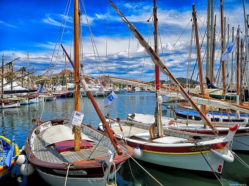 Port de Sanary-sur-Mer, Cote d'Azur France -IMG_20190511_141654