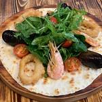 Морской соблазн-салат