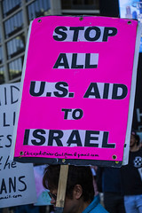 Protesting AIPAC and Israeli Treatment of the Palestinians Chicago Illinois 5-30-19_0870