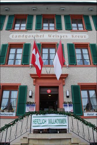 Hotel en Breitenbach (Suiza, 25-11-2015)