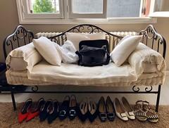 Les femmes et les chaussures...😱 - Photo of Englesqueville-en-Auge